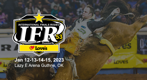 IFR | International Finals Rodeo | IPRA Rodeo