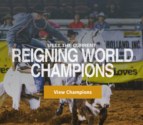 Reigning World Champions Header Image
